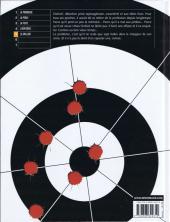 Verso de Sept balles pour Oxford -5- Le grillon