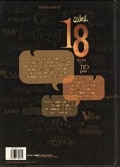 Verso de Soleil (Divers) - 18 ans de BD