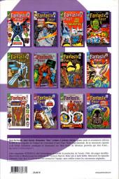 Verso de Fantastic Four (L'intégrale) -5- Fantastic four : l'intégrale 1966