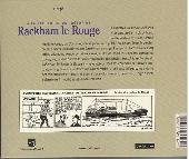 Verso de Tintin - Divers -12- À la recherche du Trésor de Rackham le Rouge