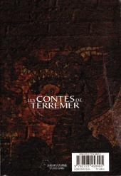 Verso de Les contes de Terremer -4- Les Contes de Terremer 4