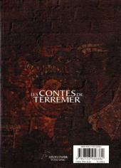 Verso de Les contes de Terremer -2- Les Contes de Terremer 2