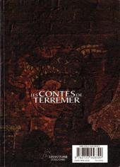 Verso de Les contes de Terremer -3- Les Contes de Terremer 3