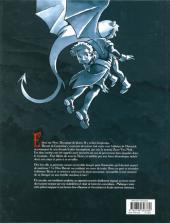 Verso de Les démons de Dunwich -1- Malicieuse Rose