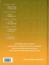 Verso de Imago Mundi -10- Le deuxième cercle