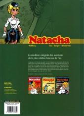 Verso de Natacha (Intégrale) -1- Panique à bord !