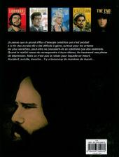 Verso de Rebelles -5- The End - Jim Morrisson