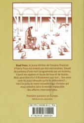 Verso de Golden man -2- Volume 2