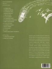 Verso de Bernard Prince -13c1997- Le port des fous
