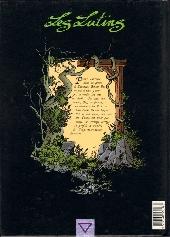 Verso de Les lutins -2- Bonnie Tom - Seconde partie