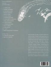 Verso de Bernard Prince -HSc1999- D'hier et d'aujourd'hui