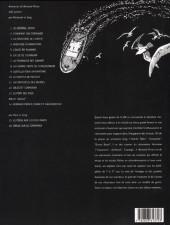 Verso de Bernard Prince -1b99- Le général Satan