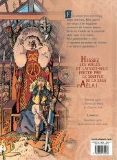 Verso de Aëla -2- L'homme d'or
