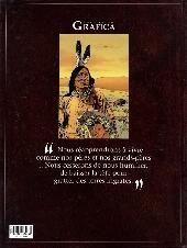 Verso de Black Hills 1890 -2- La voie du guerrier