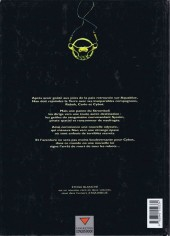 Verso de Aquablue -6- Étoile blanche - Première partie