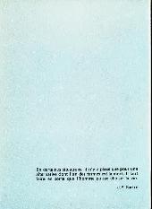 Verso de Agence Dugenoux - Suicides en tous genres