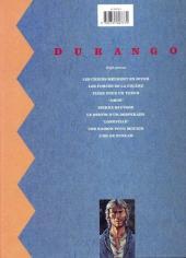 Verso de Durango -7b1991-