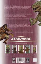 Verso de Star Wars - Jedi -5- Au bout de l'infini