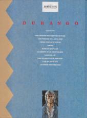 Verso de Durango -10- La proie des chacals