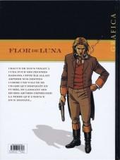 Verso de Flor de Luna -1- Santa Maria Cristina