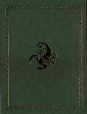 Verso de Le scorpion -7TT- Au Nom du Père