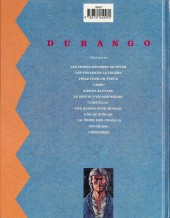 Verso de Durango -12- L'héritière