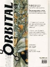Verso de Orbital -2- Ruptures