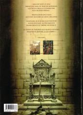 Verso de Le trône d'Argile -2- Le pont de Montereau