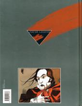 Verso de Monsieur Noir -1- Monsieur Noir 1