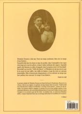 Verso de Théodore Poussin -7- La Vallée des roses