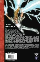 Verso de StormWatch (1993) -INT02- Lightning Strikes