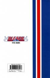 Verso de Bleach -22- Conquistadores