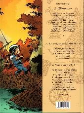 Verso de Marine (Les mini aventures de) -5- Old man river