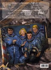 Verso de Fantastic Four (Marvel Graphic Novels) - La Première Famille