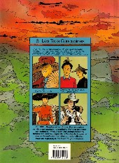 Verso de Rourke -3- Les Trois Concubines