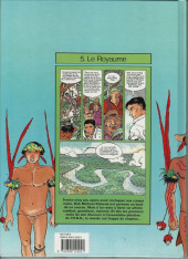Verso de Le roi Vert -5- Le Royaume