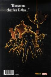 Verso de Ultimate X-Men (Marvel Deluxe) -1- Bienvenue chez les X-Men...