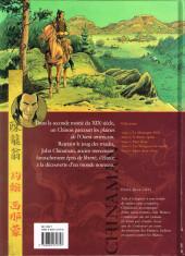 Verso de Chinaman -5- Entre deux rives