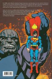 Verso de Superman (DC Anthologie) -2- L'homme d'acier Vol. 2