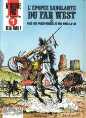 Verso de L'histoire en Bandes Dessinées -2- Les mystérieux chevaliers de l'air