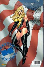 Verso de Civil War (Marvel Monster Edition) -1- Volume 1