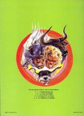Verso de La terre de la bombe - Tome 1a1983
