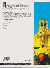 Verso de Les tours de Bois-Maury -3a1996- Germain