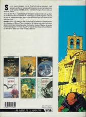 Verso de Les tours de Bois-Maury -5a1990- Alda