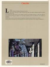 Verso de Balade au Bout du monde -7- La voix des maîtres