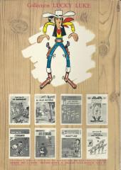 Verso de Lucky Luke -6d1978- Hors-la-loi