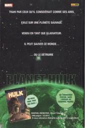 Verso de Marvel Icons (Marvel France - 2005) -28- Rubicon