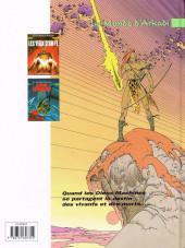 Verso de Le monde d'Arkadi -2- Le Grand Extérieur