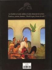 Verso de Capitaine La Guibole -INT- Pirates - L'intégrale Capitaine La Guibole