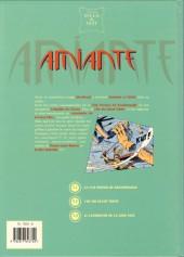 Verso de Amiante -3- Le labyrinthe de la lune pâle
